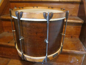 40s-50s Leedy - Ludwig - WFL Marching Snare Drum