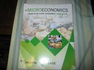 MICROECONOMICS 9TH EDITION BY PARKIN & BADE