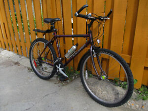 Nice Fast Mountain Bike Commuter - Real Time Saver Students