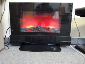 Bionaire electric fireplace