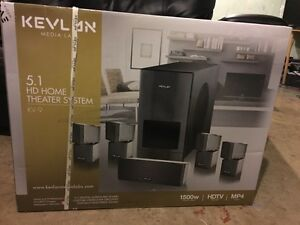 5.1 HD Home Theatre System