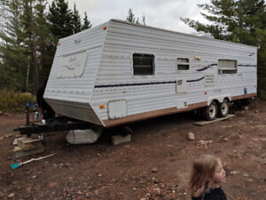 2006 27' Jayco Quest Trailer For Sale