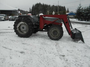 Tracteur White 2-60