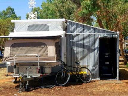 Jayco Expander with ensuite Hallett Cove Marion Area Preview