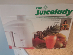 Barely used JUICER!