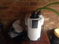 Allpoundsolution 2000EF External Filter with Pipes and media