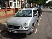 VW POLO TWIST 1.4 AUTOMATIC 2004