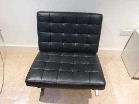 Faux Barcelona Chair