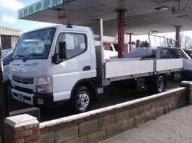 Mitsubishi Canter 16ft Aluminium Drop Side