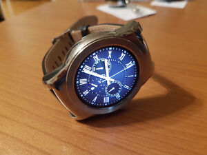 LG Urbane Android Smart Watch Leather Montre Intelligente New