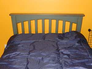 Childs Twin Mattress and Bed frame
