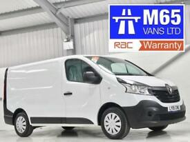 2015 RENAULT TRAFIC BUSINESS 1.6dCi SL27 115 SHORT WHEELBASE VAN SWB & AIR CON