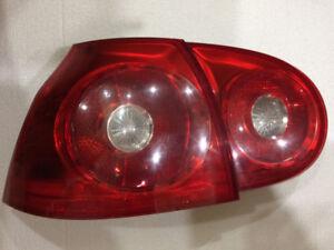 Feu arrière gauche Volkswagen Rabbit/Golf MK5 GTI 2006-09
