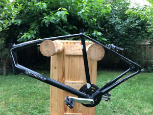 SPECIALIZED  SIRIUS Aluminum Bike FRAME with PADDLES