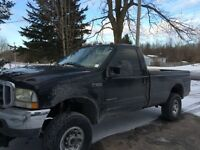 2002 f350 7.3 Diesel with only 149km