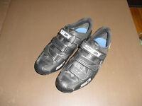 SIDI cycling shoes souliers 42 EU 8 8.5 US black velo road bike
