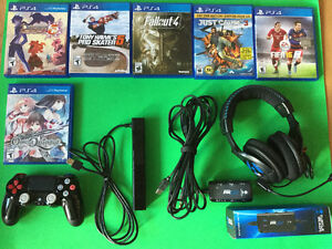 Jeux Ps4-Fifa 16- Just Cause 3- Fallout 4-Pro Skater... Divers