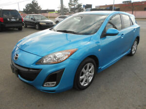 2010 Mazda3 Hatchback Automatic (Certified)
