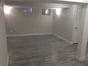 Basement 2Bedroom apartment  for rent available