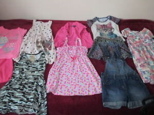 GIRLS CLOTHES-SIZE 6/7