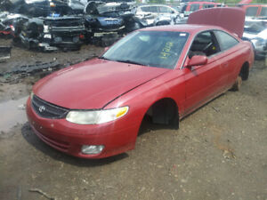 1999 Toyota Solara just in for parts at Pic N Save!