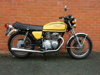Honda CB400 Four 1975