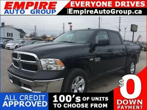 2017 RAM 1500 EXPRESS * 4WD * LOW KM * LIKE NEW