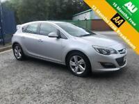 Vauxhall Astra 2.0 CDTI SRI S/S