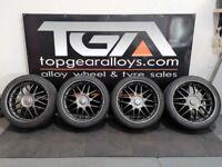 """22"""" ATP TRUCK ALLOY WHEELS & TYRES Porsche Cayeene /F15 BMW X5"""