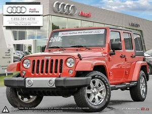2015 Jeep WRANGLER Sahara Unlimited 4x4