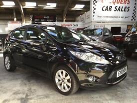 Ford Fiesta Zetec Hatchback 1.2 Manual Petrol