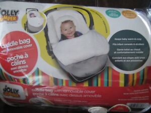 Never Used Jolly Jumper Cuddle Bag