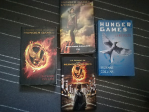 Collection Hunger Games