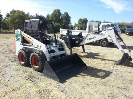Bobcat and Truck Services Wanneroo Wanneroo Area Preview