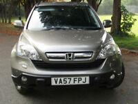 Honda CR-V 2.2 i-CTDi ES 4x4 **1 OWNER FROM NEW**FSH**6 SPEED**