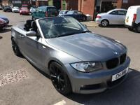 BMW 120 2.0TD M Sport Convertible 09 Stunning Car Can't Be Missed At This Price