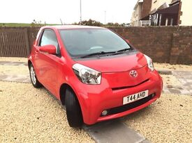 Toyota IQ..........small but perfectly formed