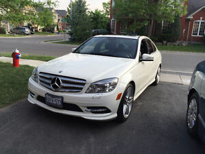 2011 Mercedes-Benz C-Class C350 $ Matic AMG Sedan