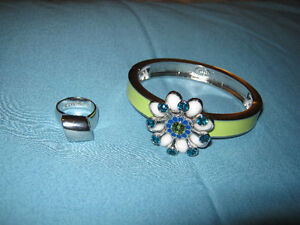 Lia sophia braclet and ring (6)