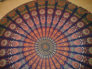 Mandala Tapestries, Bedspreads, Wall Decors, Duvet Covers