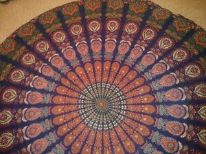 Mandala Tapestries, Bedspreads, Wall Decors, Duvet Covers