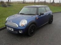 Mini Mini 1.6 ( 120bhp ) Cooper 2007 ONLY 56665 Mls MOT 11/5/18 Newly Serviced