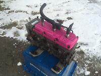 Running Polaris XLT Motor