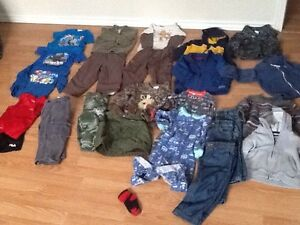 Excellent boys lot size 2T all brand names