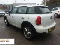 Mini Mini Countryman 2.0TD ( 112bhp ) ( Chilli ) Auto 2012 Cooper D ALL4