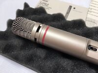 Professional Live and Studio Mic