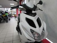 YAMAHA AEROX NS50 2 STROKE VERSION 2018 MODEL 50cc AUTOMATIC SPORTS SCOOTER