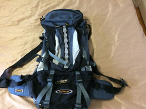 sac randonnée voyage Asolo Encounter 70L hiking travel backpack