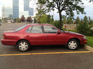 1994 Toyota Camry LE V6 Sedan for Parts only