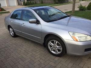 2006 Honda Accord UEX Sedan